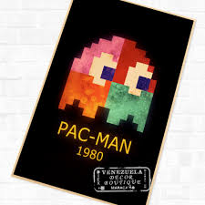 Video Game Home Decor Pacman Video Game Promotion Shop For Promotional Pacman Video Game