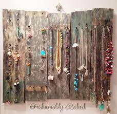 Making A Jewelry Box - 30 jewelry organizing ideas that are better than a jewelry box