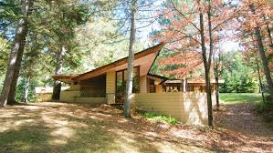 frank lloyd wright cloquet s frank lloyd wright designed house has new home in