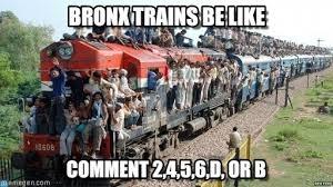 Train Meme - bronx trains be like backed train meme on memegen