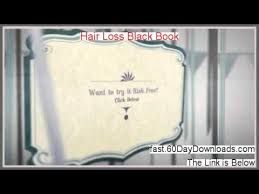 download hair loss ebook hair loss black book download ebook free of risk try this with no