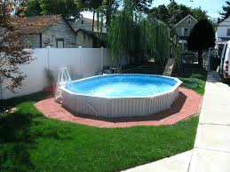 inground pool with deck u2013 bullyfreeworld com