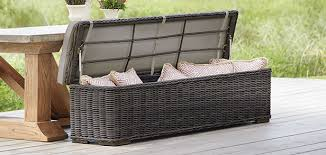 Patio Chairs With Ottoman Outdoor Patio Furniture Deck Furniture Arhaus