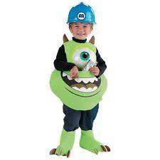 Monster Boo Halloween Costume Monsters Costume Ebay