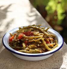 recette de cuisine italienne haricots verts à l italienne