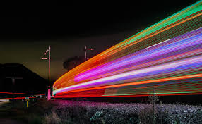 sunol train of lights the world s best photos of light and sunol flickr hive mind