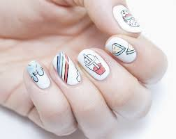 easy nail art characters 2018 nail art design ideas best nail design gallery and how to s