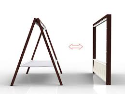 Folding Cot Online Shopping India Folding Bed Simplicity Folding Bed Built In Curtain For Outdoor
