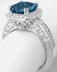 topaz gemstone rings images Antique london blue topaz ring from myjewelrysource gr 6109 jpg