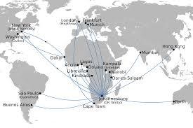 Map International File Saa International Network Map Svg Wikimedia Commons