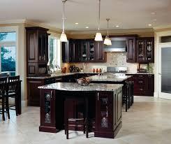 Traditional Espresso Kitchen Cabinets Kitchen Craft - Kitchen cabinets espresso