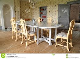 vintage dining room stock photos image 24981343