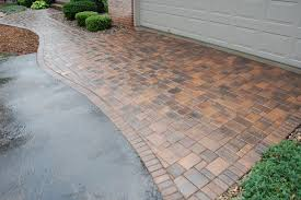 Pea Gravel And Epoxy Patio by Asphalt Driveway Connected To Brick Paver Patio Google Search