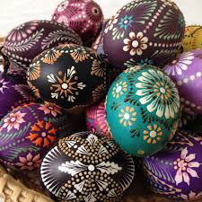 wax easter egg decorating artisan easter eggs artisan peace