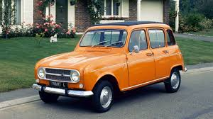 renault orange orange renault 4 petrolblog