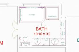 bathroom floor plans master bathroom layout ideas bitdigest design managing the