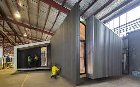Economical Homes To Build Prebuilt Residential U2013 Australian Prefab Homes Factory Built