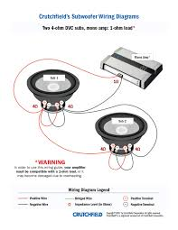 wiring diagrams speakers in series amp wire and sub fancy diagram
