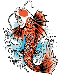 koi fish tattoos for