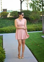 blush and gold lil bits of chic by paulina mo san diego