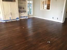 replacing water damaged oak flooring st augustine