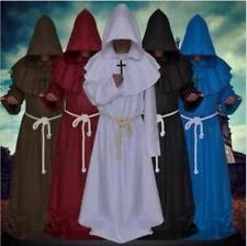 druidic robes druid costume ebay