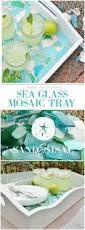 best 25 sea glass mosaic ideas on pinterest sea glass sea