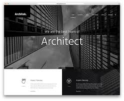 Best Resume Wordpress Theme by Best Wordpress Themes For Architects And Architectural Firms 2017