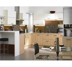 Wood Grain Kitchen Cabinetsglossy FinishChina Kitchen Cabinet - Chinese kitchen cabinet manufacturers