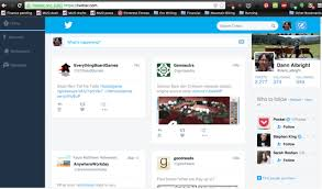 layout of twitter page 8 cool extensions for changing the layout of facebook twitter and