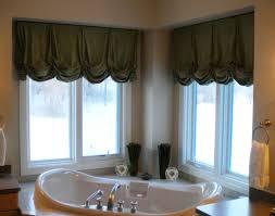 beautiful balloon valances as window treatments wearefound home