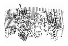 Coloriage Playmobil  Coloriages pour enfants