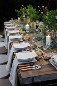 elegant dinner tables pics dining tables settings ilashome