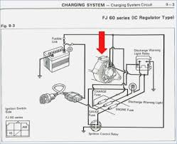 toyota voltage regulator wiring diagram free wiring diagram
