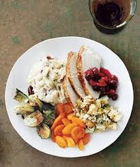 real simple thanksgiving dinner real simple