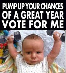 Vote For Me Meme - 100 best school caign slogans posters and ideas