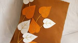 How To Make A Decorative - how to make a decorative throw pillow cover