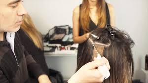 Sarahs Hair Extensions by How To Apply Seamless1 Hair Extensions Youtube