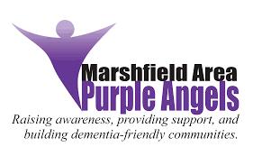 marshfield area purple angels