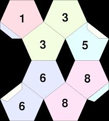 27 images of hexagon flexagon template infovia net