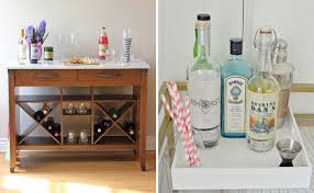 Tips For Creating A Modern Dining Room  Sauder - Dining room bar