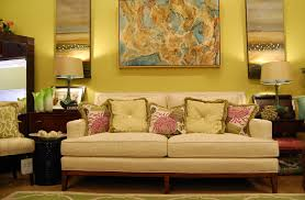chenille sofa living room transitional with accent chair beige