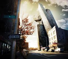 photoshop tutorial composite a 3d building into a photo digital
