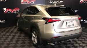 pre owned 2015 lexus suv lexus certified pre owned silver 2015 nx 200t executive package