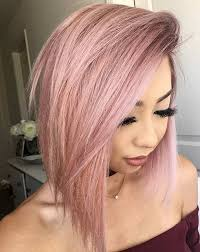 rose gold hair color 23 trendy rose gold hair color ideas page 2 of 2 stayglam