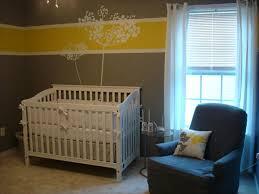 Yellow And Grey Nursery Decor Yellow And Gray Nursery Ideas Likewise Smiling Orange