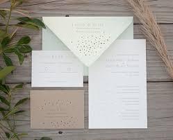 mint wedding invitations s modern mint wedding invitations