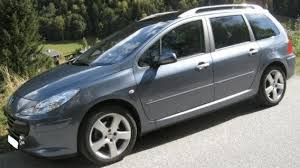 peugeot estate cars for sale 2007 peugeot 307 sw 2 0 hdi automatic 7 seater estate cars for