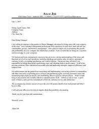 cover letter for customer service manager cover letter examples