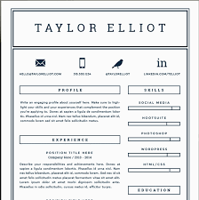 Css Resume Example Of One Page Resume Astounding What A Resume Should Look